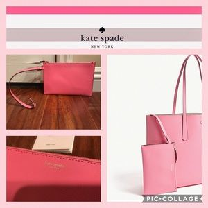 Kate Spade ♠️ Molly Tote Detachable Pouch Only